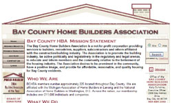 Bay County Home Builders Association